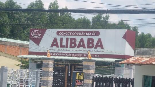 """Bộ Công an vào cuộc điều tra 29 """"dự án ma"""" của Alibaba"""