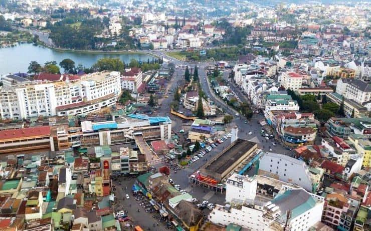 Nhà đất Đà Lạt đang chứng kiến cơn sốt đất chưa từng có