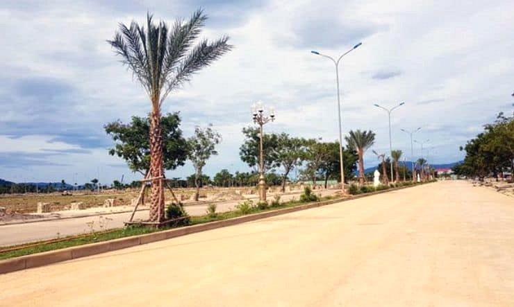 Thị trường đất Đà Nẵng đang đóng băng dài hạn.