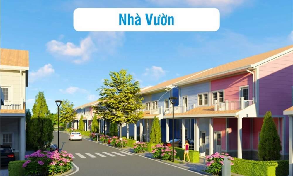 Thiết kế nhà vườn dự án Long Hải Riverside City