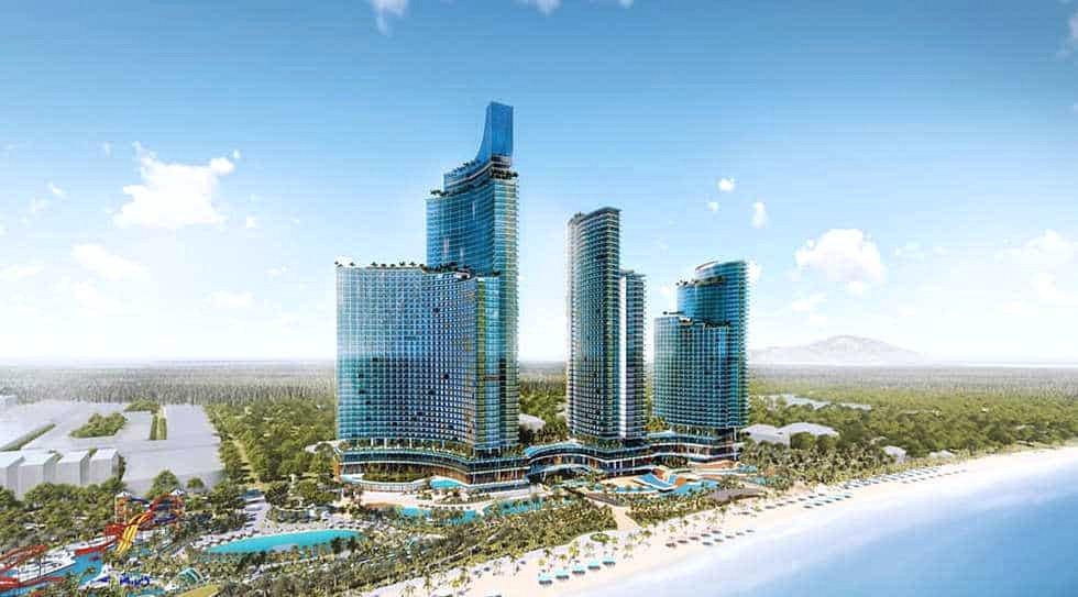 Resort là một mạng lưới hệ thống khách sạn nghỉ dưỡng được thiết kế và xây dựng biệt lập thành khối hoặc thành quần thể