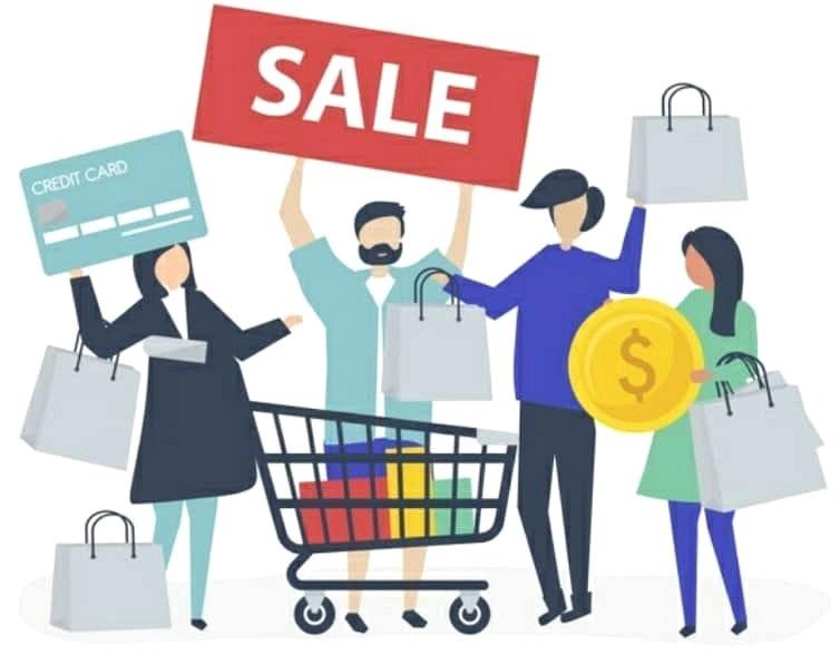 Sale off là gì? Sự khác nhau của sale off và sale up to